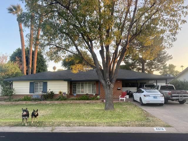 4613 E Lewis Avenue, Phoenix, AZ 85008 (MLS #6150137) :: BVO Luxury Group