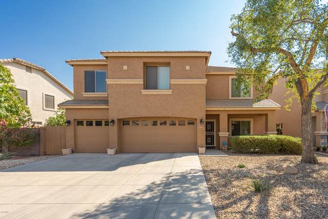 15209 W Cortez Street, Surprise, AZ 85379 (MLS #6150149) :: The Laughton Team
