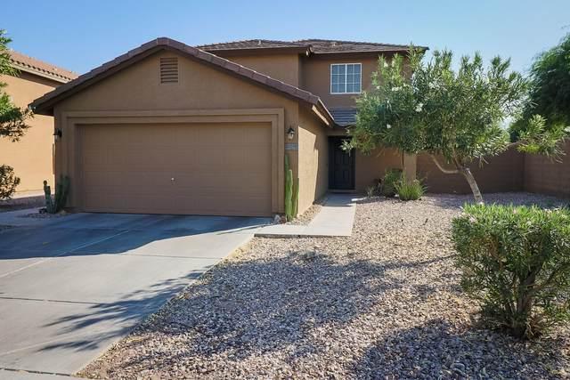 22595 W Mesquite Drive, Buckeye, AZ 85326 (MLS #6150160) :: Devor Real Estate Associates