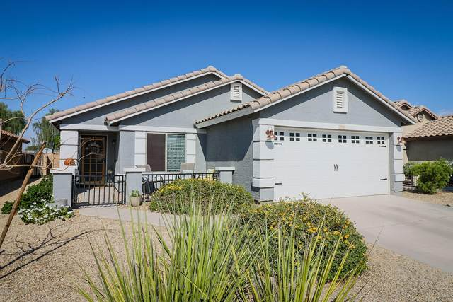 25868 W Kendall Street, Buckeye, AZ 85326 (MLS #6150162) :: Devor Real Estate Associates