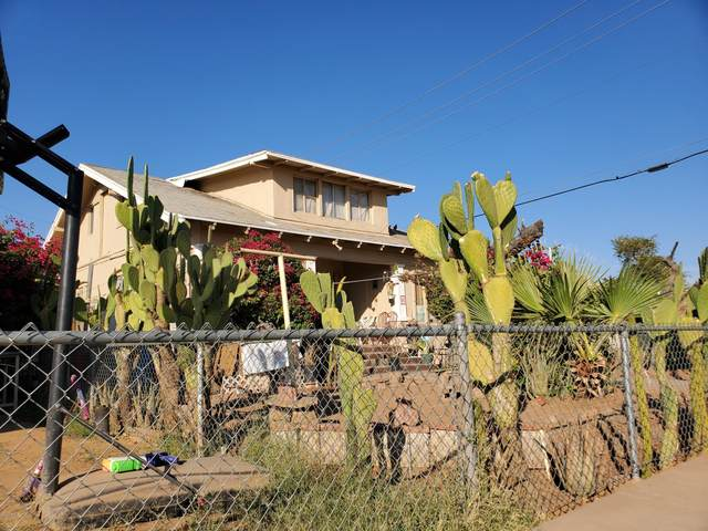712-718 W Fillmore Street, Phoenix, AZ 85007 (#6150172) :: AZ Power Team