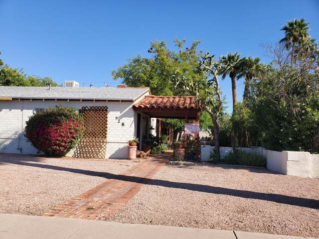 928 W Mcdowell Road, Phoenix, AZ 85007 (MLS #6150174) :: Midland Real Estate Alliance