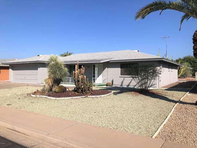 4160 E Capri Avenue, Mesa, AZ 85206 (MLS #6150184) :: ASAP Realty