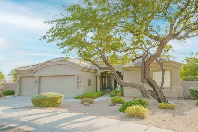 11993 E Mercer Lane, Scottsdale, AZ 85259 (MLS #6150185) :: The J Group Real Estate   eXp Realty