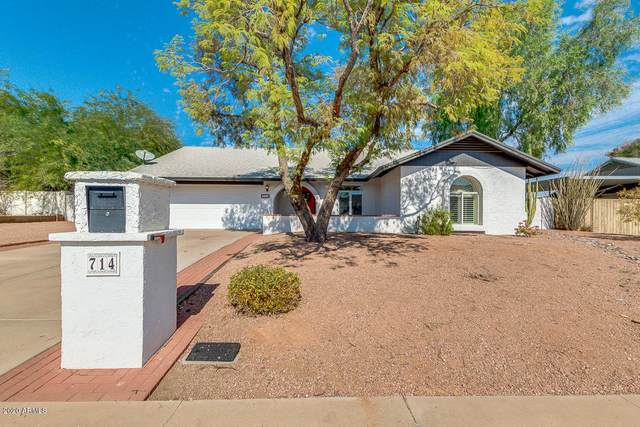 714 W Strahan Drive, Tempe, AZ 85283 (MLS #6150210) :: The Everest Team at eXp Realty