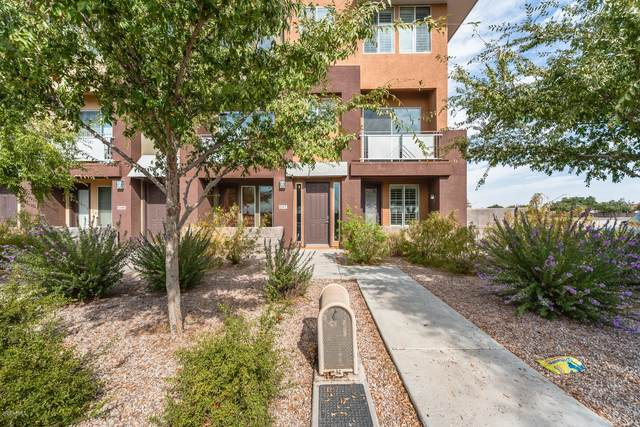 6605 N 93RD Avenue #1047, Glendale, AZ 85305 (MLS #6150226) :: The Property Partners at eXp Realty