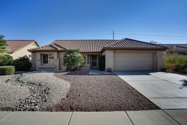15207 W Sky Hawk Drive, Sun City West, AZ 85375 (MLS #6150236) :: Maison DeBlanc Real Estate