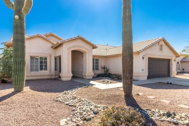 1605 E Christina Street, Casa Grande, AZ 85122 (MLS #6150265) :: Yost Realty Group at RE/MAX Casa Grande