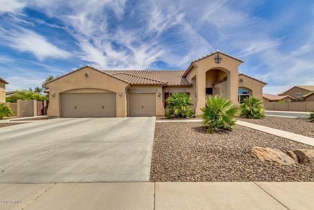 5013 S Tambor, Mesa, AZ 85212 (MLS #6150284) :: Scott Gaertner Group