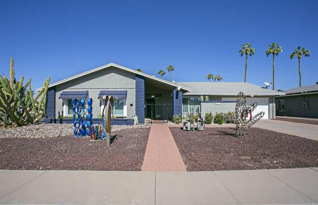 8820 E Kalil Drive, Scottsdale, AZ 85260 (MLS #6150295) :: The Garcia Group