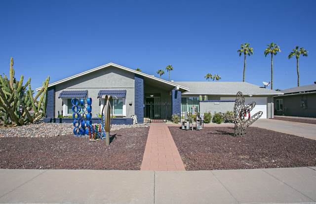 8820 E Kalil Drive, Scottsdale, AZ 85260 (MLS #6150295) :: The Helping Hands Team