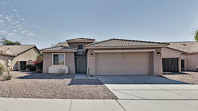 1827 W Saint Catherine Avenue, Phoenix, AZ 85041 (MLS #6150300) :: The J Group Real Estate | eXp Realty