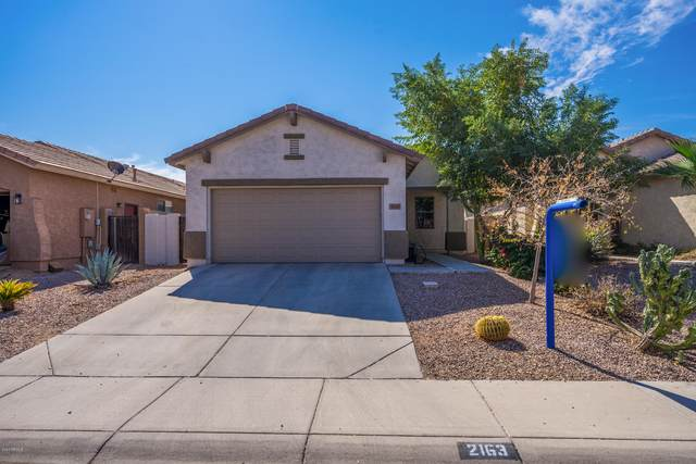 2163 W Kristina Avenue, Queen Creek, AZ 85142 (MLS #6150310) :: The Everest Team at eXp Realty