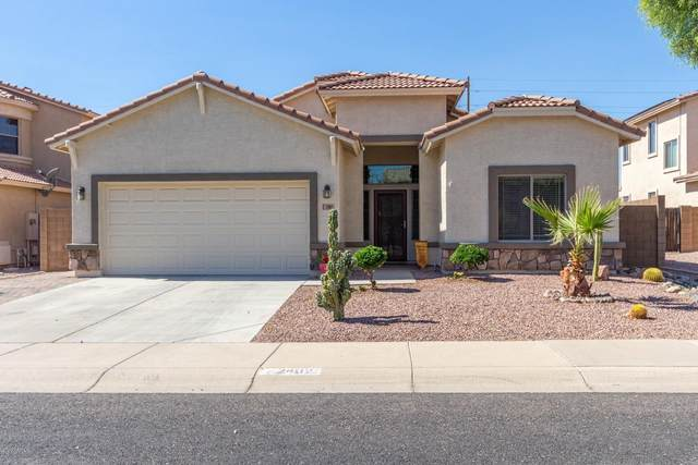 2402 S 259th Avenue, Buckeye, AZ 85326 (MLS #6150313) :: The J Group Real Estate | eXp Realty