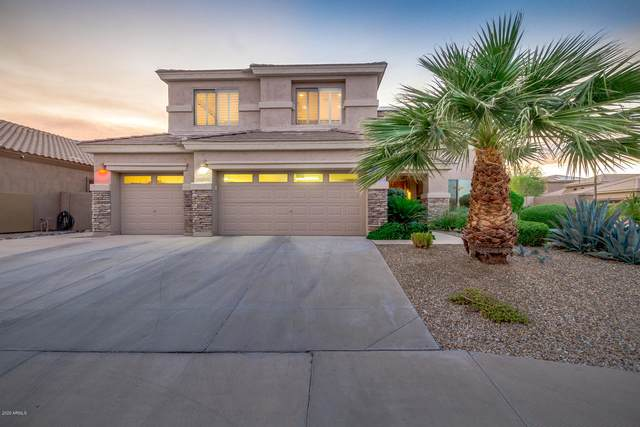 15690 N 175TH Drive, Surprise, AZ 85388 (MLS #6150314) :: Devor Real Estate Associates