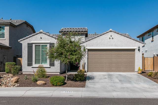 9546 W Whispering Wind Drive, Peoria, AZ 85383 (MLS #6150337) :: Devor Real Estate Associates