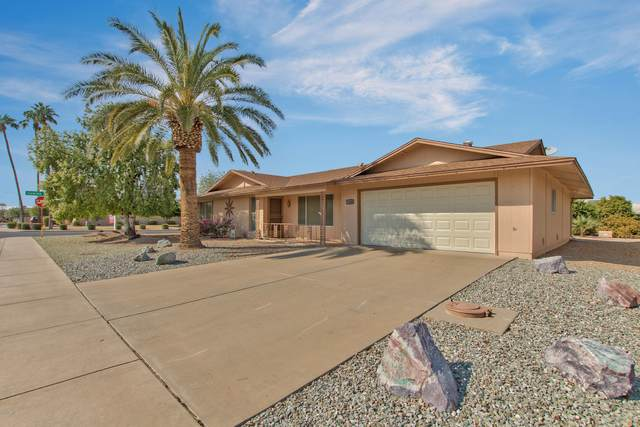 13246 W Jadestone Drive, Sun City West, AZ 85375 (MLS #6150341) :: Long Realty West Valley