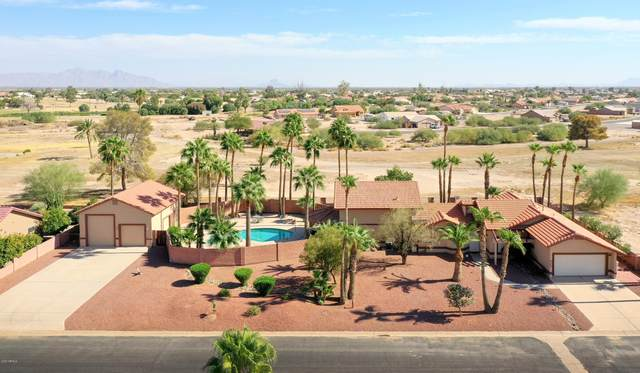 14345 S Country Club Way, Arizona City, AZ 85123 (MLS #6150343) :: Scott Gaertner Group