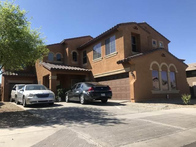 5317 W Novak Way, Laveen, AZ 85339 (MLS #6150354) :: Long Realty West Valley