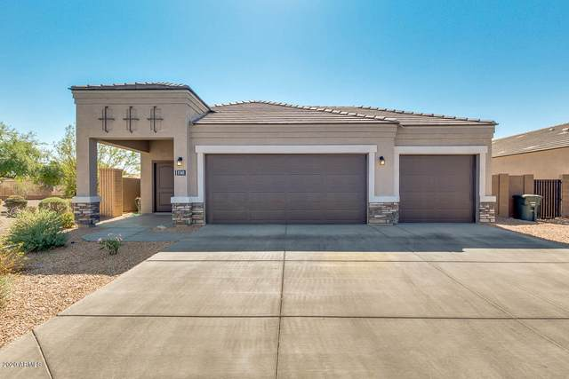 1141 E Viola Court, Casa Grande, AZ 85122 (MLS #6150363) :: ASAP Realty