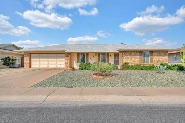 10528 W Tumblewood Drive, Sun City, AZ 85351 (MLS #6150366) :: ASAP Realty