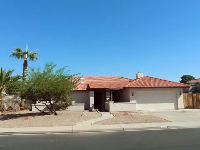 1425 N Hobson, Mesa, AZ 85203 (MLS #6150370) :: Homehelper Consultants