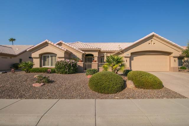14210 W Robertson Drive, Sun City West, AZ 85375 (MLS #6150372) :: Devor Real Estate Associates