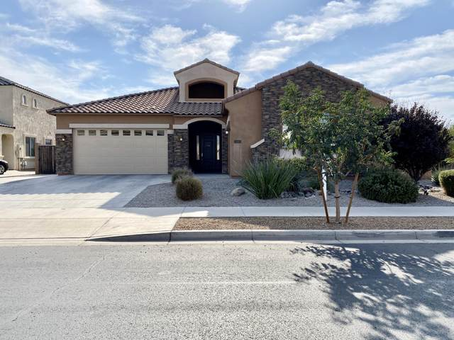 22811 S 221ST Place, Queen Creek, AZ 85142 (MLS #6150397) :: The Everest Team at eXp Realty