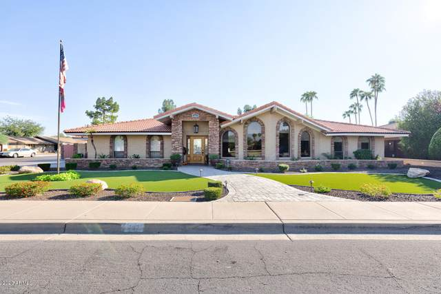 2321 E Ivy Street, Mesa, AZ 85213 (MLS #6150406) :: Devor Real Estate Associates