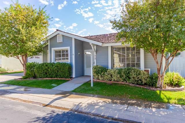 419 E Hartford Avenue, Phoenix, AZ 85022 (MLS #6150409) :: Sheli Stoddart Team | M.A.Z. Realty Professionals