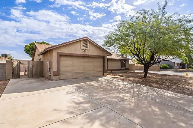 1339 N Rowen, Mesa, AZ 85207 (MLS #6150415) :: Long Realty West Valley