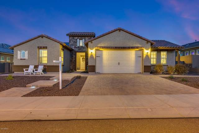 28017 N 99th Drive, Peoria, AZ 85383 (MLS #6150434) :: The Everest Team at eXp Realty
