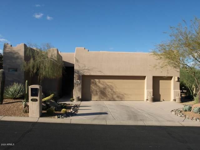 18936 E Amethyst Drive, Rio Verde, AZ 85263 (MLS #6150440) :: Nate Martinez Team