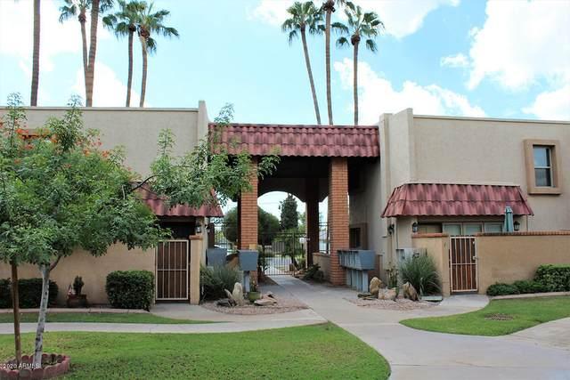 1320 E Bethany Home Road #27, Phoenix, AZ 85014 (#6150460) :: Luxury Group - Realty Executives Arizona Properties