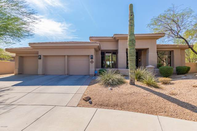 10943 E Cosmos Circle, Scottsdale, AZ 85255 (MLS #6150461) :: The W Group