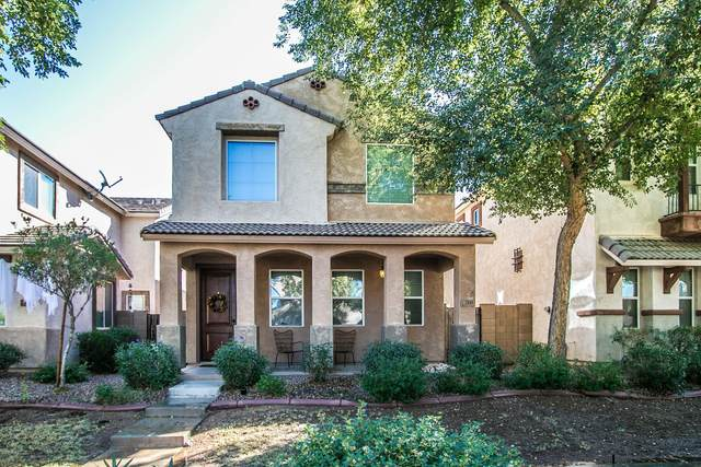 2185 S Sanders Drive, Gilbert, AZ 85295 (MLS #6150469) :: The Property Partners at eXp Realty