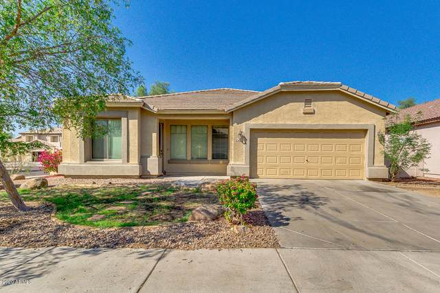 6610 S 45TH Lane, Laveen, AZ 85339 (MLS #6150473) :: Long Realty West Valley