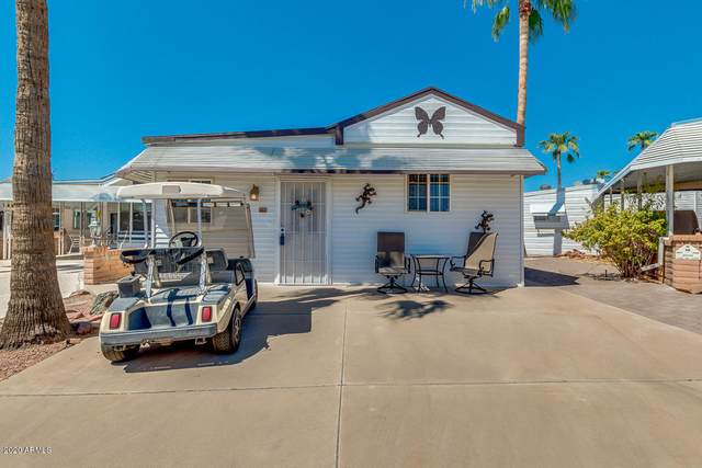 1352 W Inuit Avenue, Apache Junction, AZ 85119 (MLS #6150479) :: My Home Group