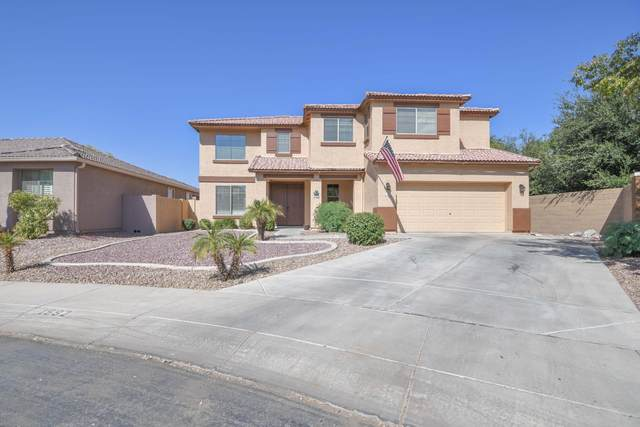 1592 E Prickly Pear Place, Casa Grande, AZ 85122 (MLS #6150505) :: Devor Real Estate Associates