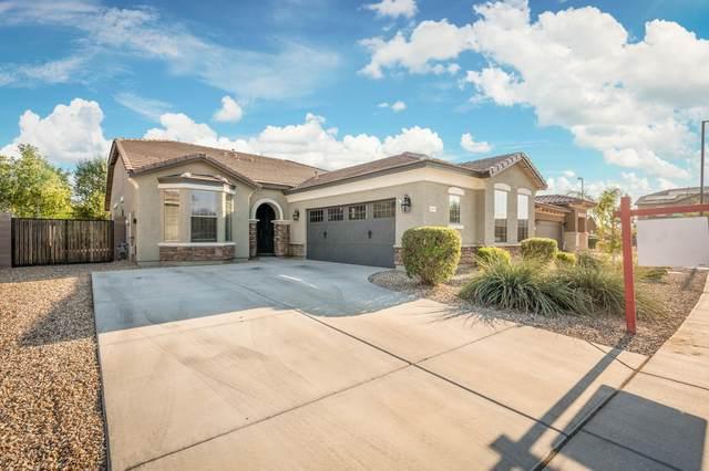 16057 W Yavapai Street, Goodyear, AZ 85338 (MLS #6150511) :: Long Realty West Valley