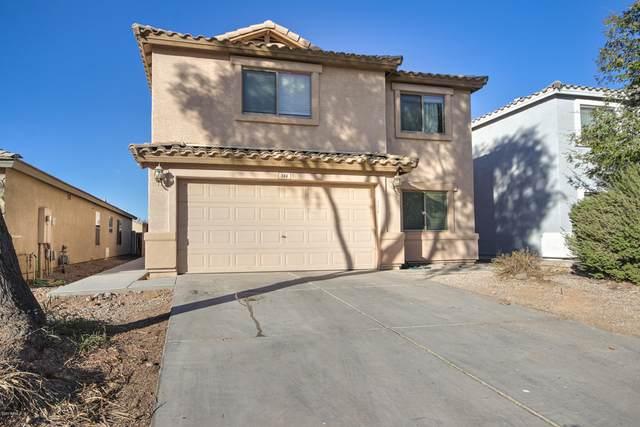 386 E Leslie Avenue, San Tan Valley, AZ 85140 (MLS #6150513) :: Brett Tanner Home Selling Team