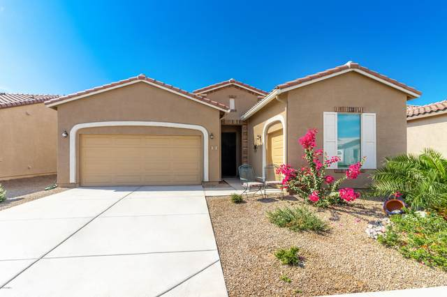 383 N Questa Trail, Casa Grande, AZ 85194 (MLS #6150539) :: Sheli Stoddart Team | M.A.Z. Realty Professionals