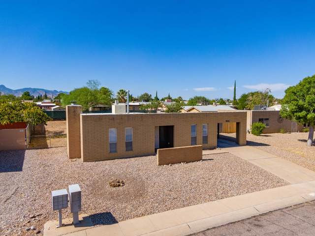 924 Calle Jinette, Sierra Vista, AZ 85635 (MLS #6150543) :: The Property Partners at eXp Realty