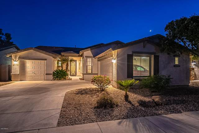 18141 W Tasha Drive, Surprise, AZ 85388 (MLS #6150551) :: Devor Real Estate Associates