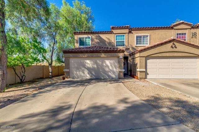 125 S 56TH Street #42, Mesa, AZ 85206 (MLS #6150566) :: Devor Real Estate Associates