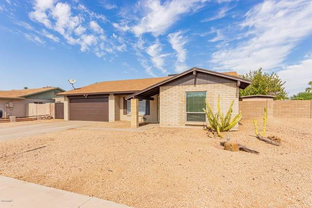 1302 W Kristal Way, Phoenix, AZ 85027 (MLS #6150585) :: D & R Realty LLC