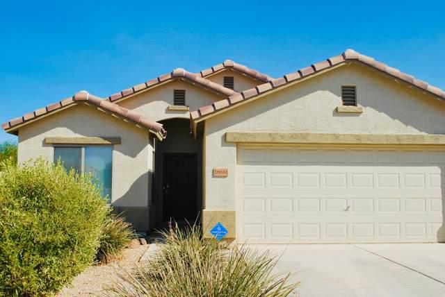 18681 N Madison Road, Maricopa, AZ 85139 (MLS #6150587) :: Devor Real Estate Associates