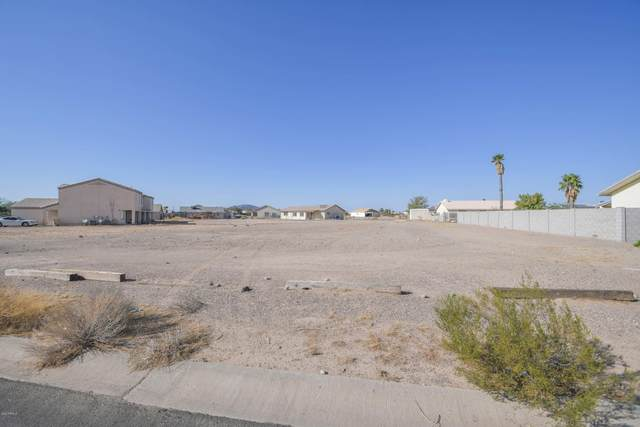 10120 W Lynx Drive, Arizona City, AZ 85123 (MLS #6150589) :: D & R Realty LLC