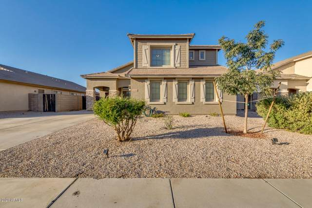 2356 W Silver Streak Way, Queen Creek, AZ 85142 (MLS #6150596) :: D & R Realty LLC