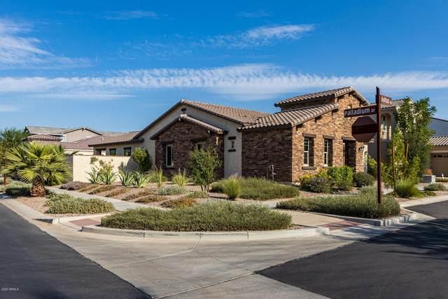 4833 S Avitus Lane, Mesa, AZ 85212 (MLS #6150598) :: D & R Realty LLC